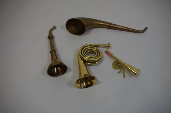 Stethoskope / Hörrohre