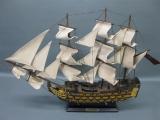 Segelschiff Modell HMS Victory 55 cm
