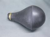Ersatzgummi Ballhupe, Oldtimerhupe 15 cm