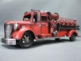 Alte Feuerwehr Blechauto 50 cm
