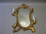 Spiegel aus Resin 65 cm mal 40 cm 3 kg schwer