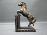 Buchstütze Pferd aus Gusseisen 15 cm 1 Kg schwer Buchstütze